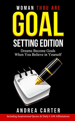2020 Vision Woman Thou Are Goal Setting Edition (ePub)