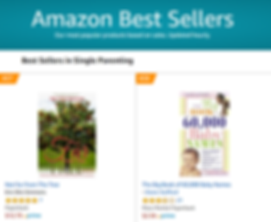 Memoir on Best Seller List - August 2019