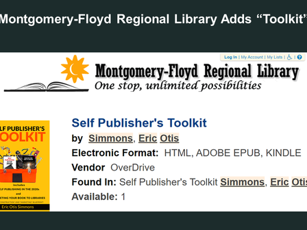 "Montgomery-Floyd Regional Adds ""Toolkit"""