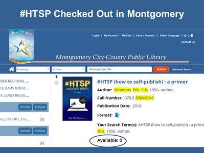 #HTSP Checked Out in Montgomery