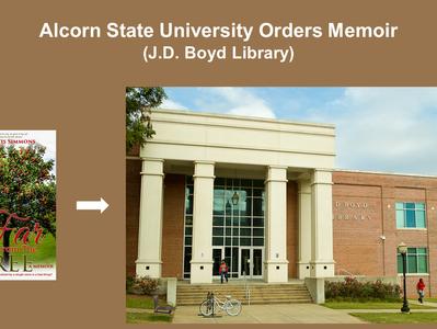 Alcorn State University Orders Memoir