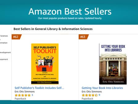 """2 ESETOMES Books on """"Best Sellers"""" List"""