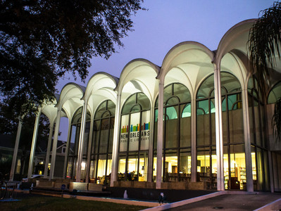 New Orleans Public Library System Adds Memoir