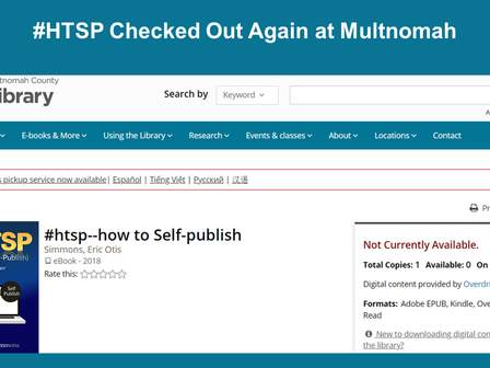 #HTSP Checked Out