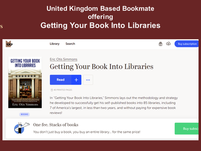 UK Based eBook Service Adds GYBIL