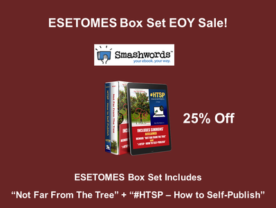 ESETOMES Box Set EOY Sale
