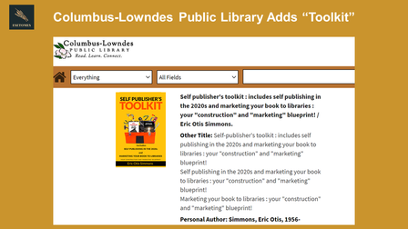 """Mississippi Library Adds """"Toolkit"""""""