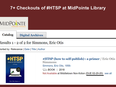 7+ Checkouts of #HTSP at MidPointe
