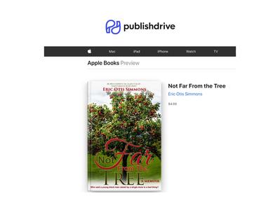 PublishDrive Offering Memoir in Apple Store