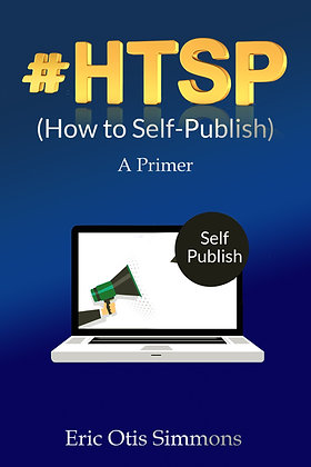 #HTSP - How to Self-Publish (Kindle)
