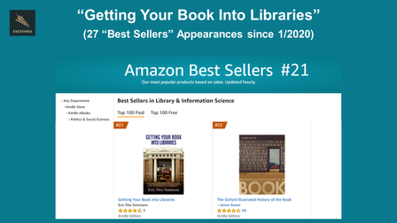 """27  """"Best Sellers"""" Appearances"""