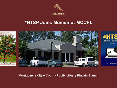 Montgomery City-County Library Adds #HTSP