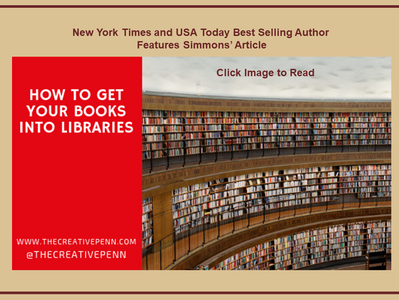How To Get Your Book Into Libraries