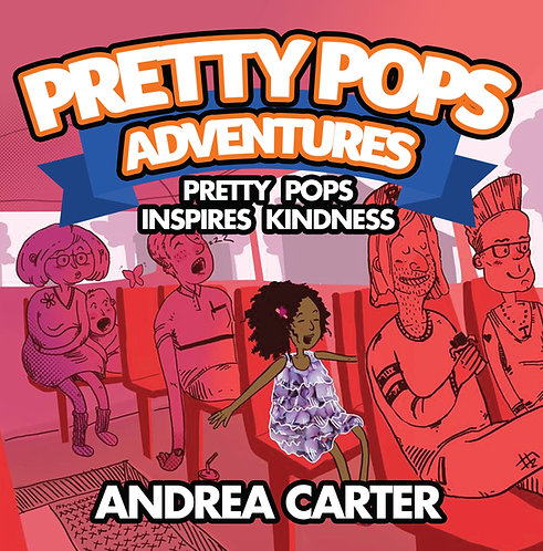Pretty Pops Adventures (Kindle)