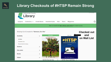 Checkouts Continue for #HTSP