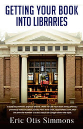 Getting Your Book Into Libraries - Front
