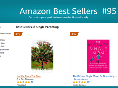 """""""Not Far From The Tree"""" #95 on Amazon"""