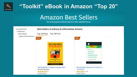 """Toolkit"" in Amazon ""Top 20"""