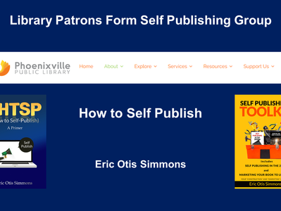"""How to Self Publish"""