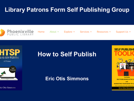 """""""How to Self Publish"""""""