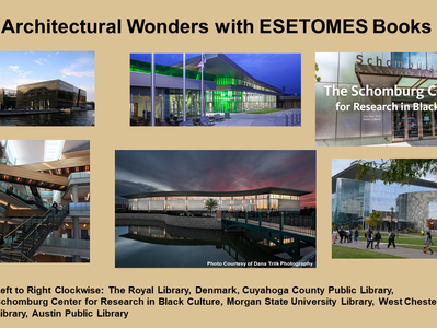 ESETOMES Books in Architectural Wonders