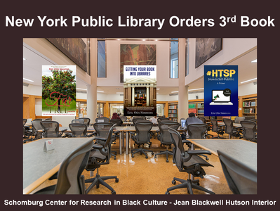 New York Public Library Orders 3rd Book
