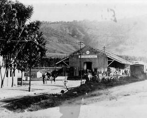 Estação Afonso Pena