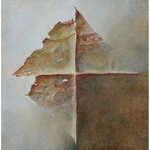 BEKS0043s - Reproduction of Zdzisław Beksiński's painting on canvas