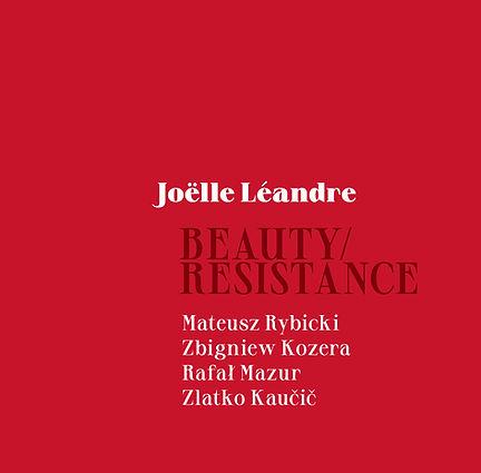 Joelle Leandre – Beauty / Resistance (3-CD box-set cover)