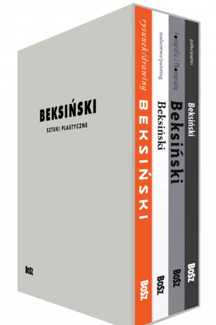 Beksiński: Sztuki plastyczne. Fine Arts (4 volumes)