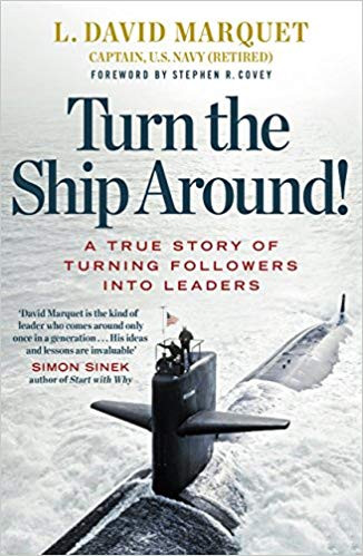 Turn The Ship Around by L.David Marquet Book Cover