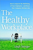 The Healthy Workplace by Leigh Stringer Book Cove