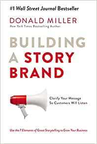 Building a Story Brand by Miller Donald Book Cover