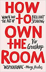 How to own the room by Mary Portas Book Cover