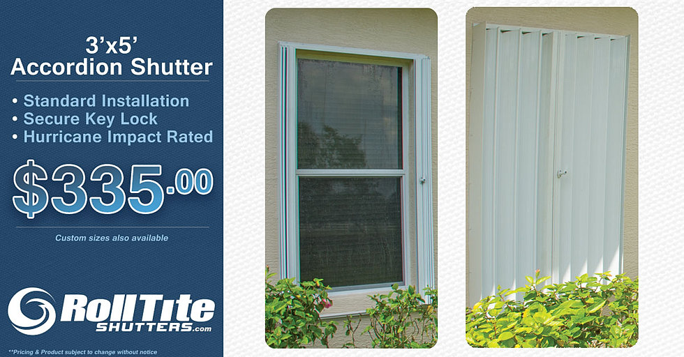 Hurricane Shutters Melbourne Florida