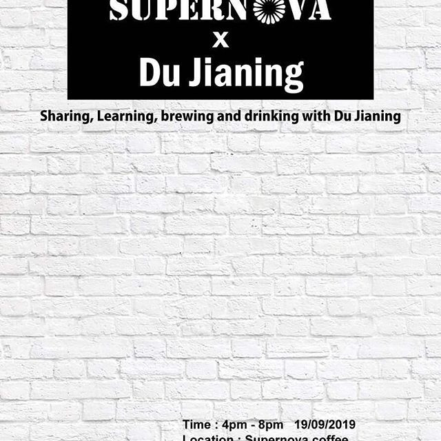 Brewing with Du Jianing