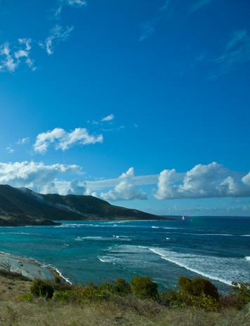 Bay at St Maartens