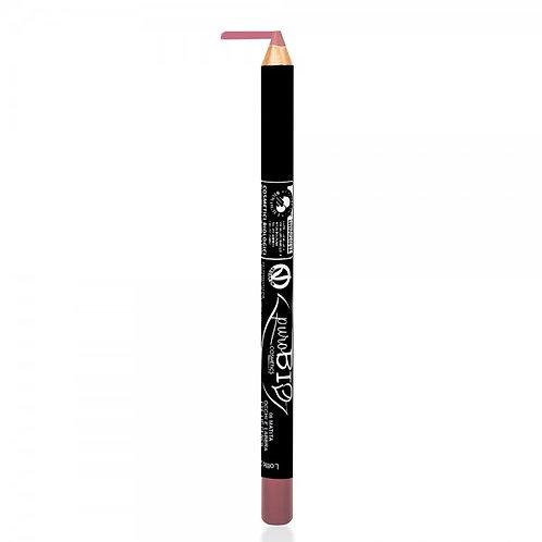 PuroBio карандаш для губ 08 розовый