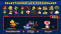 Mario Kart Double Dash Origine