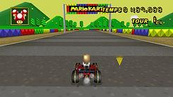 SNES Circuit Mario 3 (Origine)