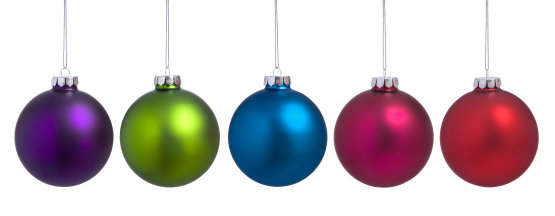 Shiny Ball Ornament