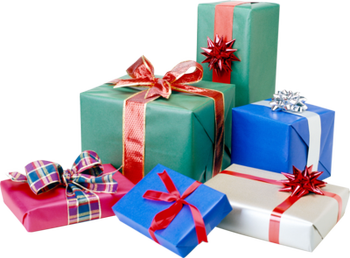 6 Gift Boxes