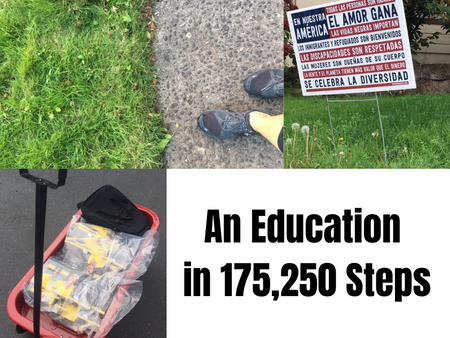 An Education in 175,250 Steps