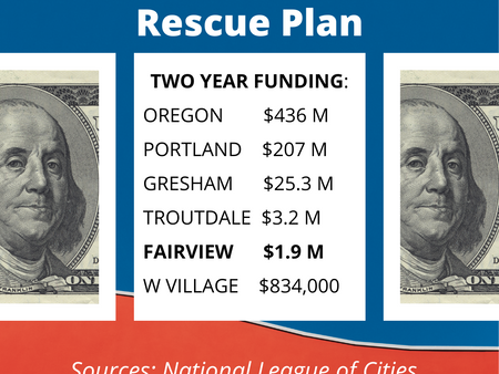 The American Rescue Plan in Fairview