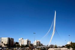 KALTRAVA BRIDGE - JERUSALEM