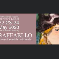 Urbino in aquarello