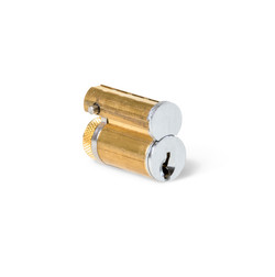 SCHLAGE STYLE #408 - CHROME - 6 PIN