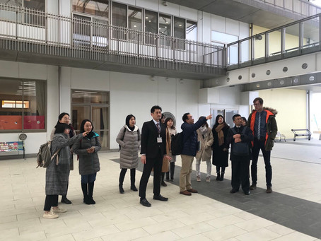 Jan.22, 2020 International Workshop