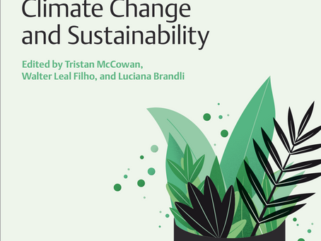New Report on case studies of Japan's universities facing climate change and sustainability released