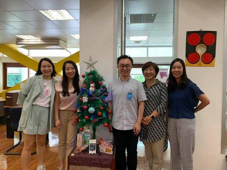 Dec.4, 2019 Home Visit : UNESCO Bangkok Office